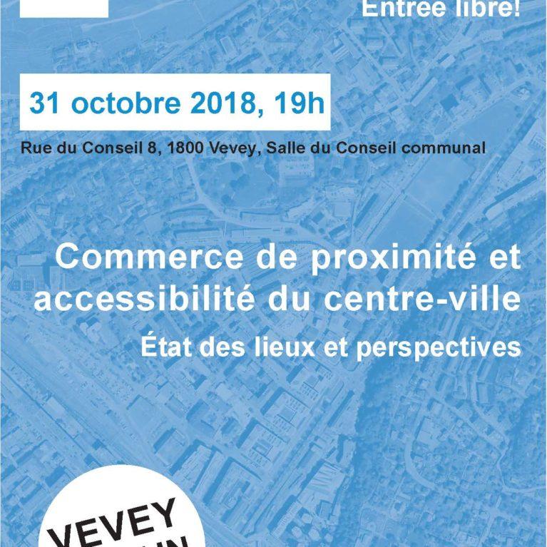 (re)Découvrez la conférence du 31 octobre sur l'urbanisme commercial en vidéo!