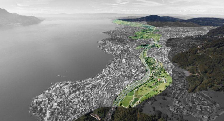 Projet d'agglomération Rivelac