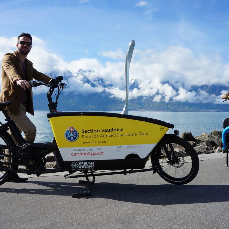 La Ville de Vevey présente son nouveau plan directeur des mobilités douces