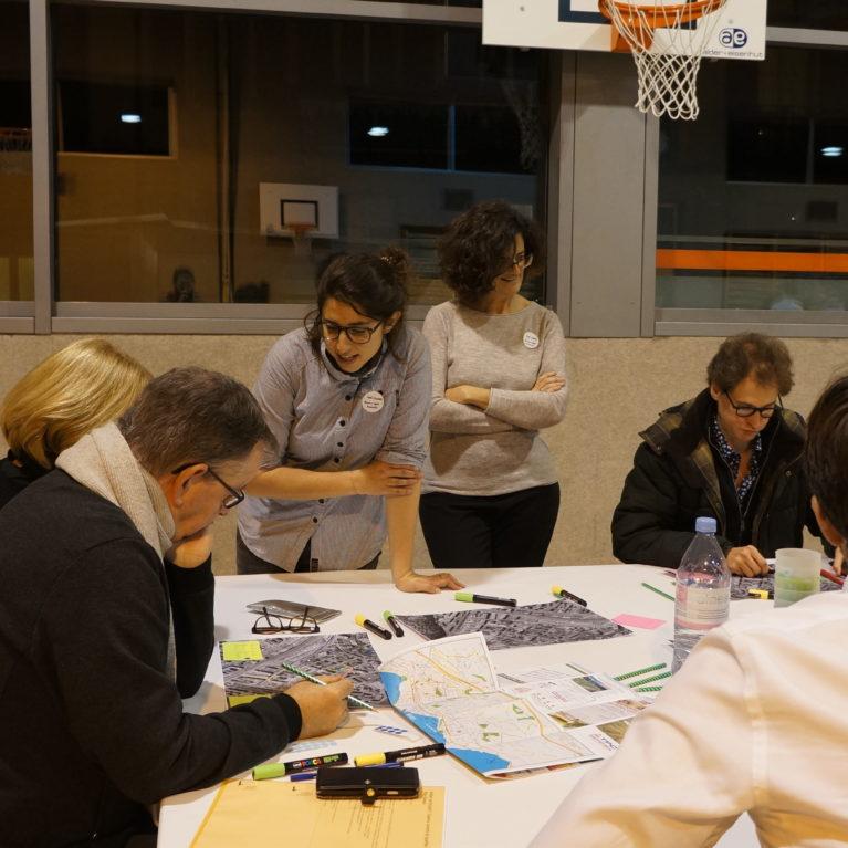 Rapport final du concept urbain de Plan-Dessus
